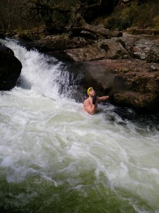 JJ in the Cascade